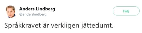 anders_lindberg_språkkrav
