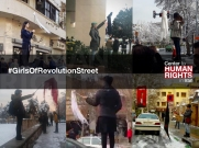 Iran kvinnor utan hijab