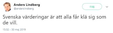 Anders_Lindberg_on_Staffanstorps_slöjförbud