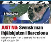 Denne man som inte var svensk förekom i utredningen om mordet på Luna.