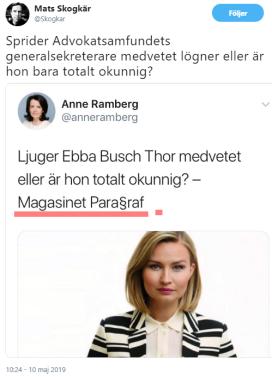 Mats Skogkär