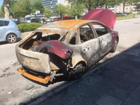 Jan Malmstens bilvrak Malmö