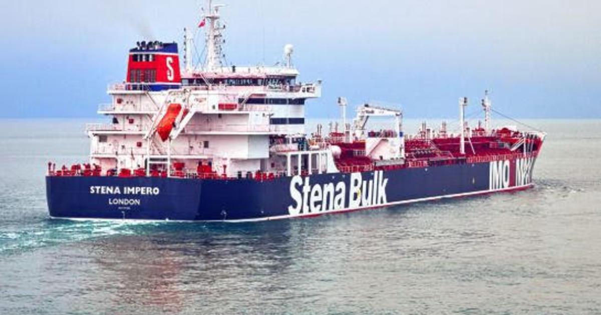 Image result for Stena Impero