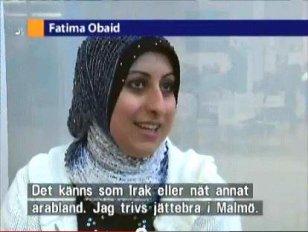 Malmö Irak