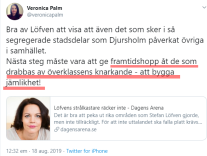 Veronica_Palm_jämlikhet_