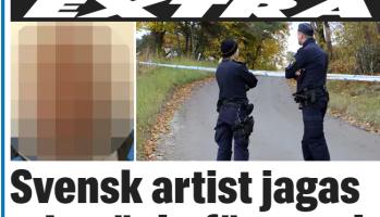 Känd artist misstänkt för mord