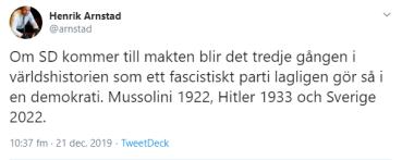 Henrik_Arnstad_om_SD_
