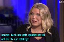 SVT_Carina_Bergfeldt_67_procent
