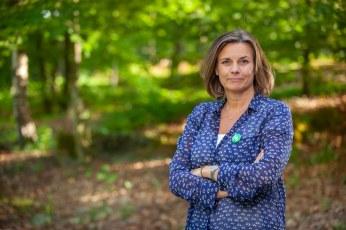 """Miljö- och klimatminister Isabella Lövin"""" by Miljöpartiet de gröna is licensed under CC BY-NC-ND 2.0"""