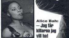 Alice Bah Tidningen okej