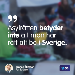 SD asylrätt