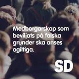 SD medborgarskap