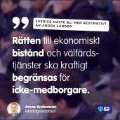 SD rätten till bistånd