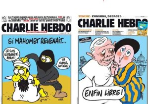 Charlie Hebdo dubbel