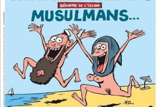 Charlie Hebdo muselmaner
